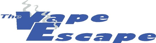 Logo, The Vape Escape LLC - Smoking Alternative
